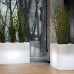 LED kvetináč Lungo maxi 1
