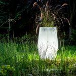 LED kvetináč Bari 1
