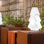 Svietiaci LED stromček 3