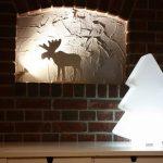Svietiaci LED stromček 4